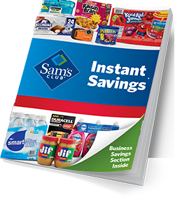 Sam`s Club Membership and Save...