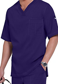Greys Anatomy mens v-neck scrub top.