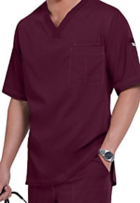 Greys Anatomy Mens V-Neck Scrub Top