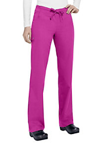 Cherokee Luxe Collection relaxed fit drawstring scrub pant.