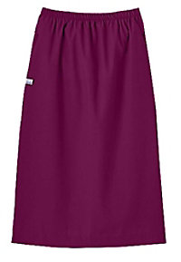 Fundamentals ladies elastic waist skirt.
