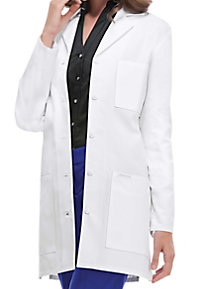 Cherokee 32 inch 5 button lab coat with Certainty.