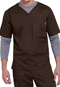 Carhartt mens v-neck scrub top.