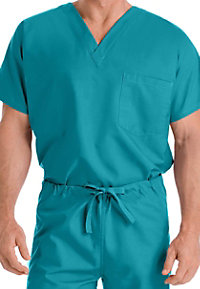 Fashion Seal unisex scrub top.