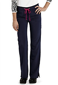Smitten Kick Start Flare Leg Scrub Pants