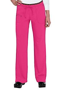 HeartSoul Heart Breaker drawstring scrub pants.