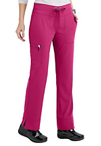 Greys Anatomy Signature Callie 3-pocket low rise cargo scrub pant.
