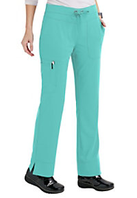 Greys Anatomy Signature Callie 3 Pocket Straight Leg Cargo Scrub Pants