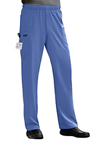 Jockey Mens 4-pocket Elastic Waist Scrub Pants