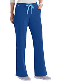 Jockey Zipper Pocket Drawstring Scrub Pants