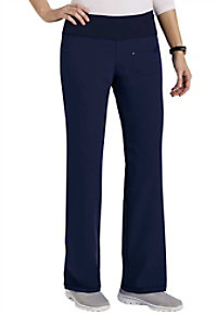 Jockey Women's Yoga Scrub Pants