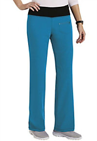 Jockey womens yoga scrub pant.