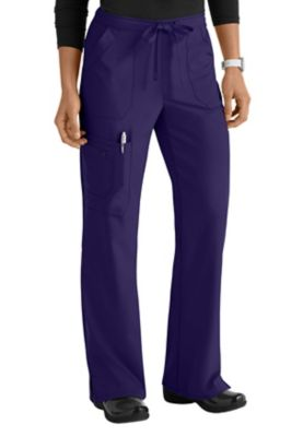 Jockey 3-pocket Scrub Pants - Purple - PL