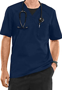 Cherokee Flexibles Mens V-neck Scrub Tops