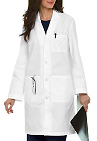 Landau unisex medical lab coat.