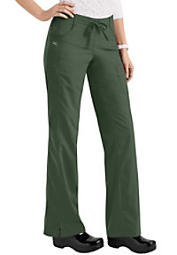 NrG by Barco drawstring 4 pocket cargo scrub pants.