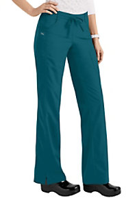 NrG by Barco drawstring 4 pocket cargo scrub pant.