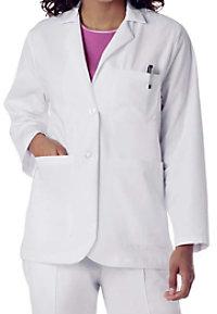 Landau women's consultation lab coat.