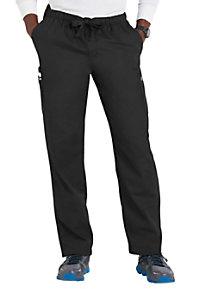 Cherokee Workwear mens elastic waist pants.