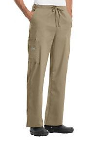 Cherokee Workwear Core Stretch Unisex Drawstring Scrub Pants