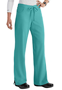 Greys Anatomy 5-pocket drawstring scrub pant.