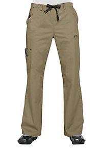 IguanaMed 5-pocket cargo scrub pants.