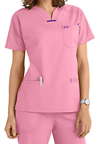 IguanaMed quattro scrub top.
