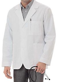 Meta 30 inch unisex consultation lab coat.