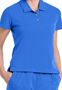 Landau ladies knit polo.