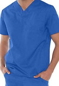Koi Jason mens v-neck scrub top.