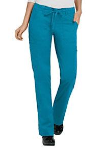 Koi Skinny Lindsey STRETCH cargo scrub pants.