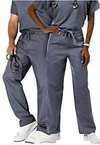 Landau unisex scrub pants.