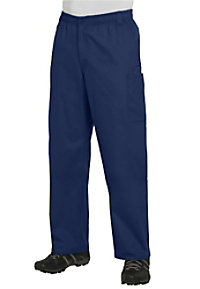 Dickies EDS Signature mens zip fly pull on scrub pant.