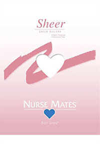 Nurse Mates Soft Lites Sheer Hosiery