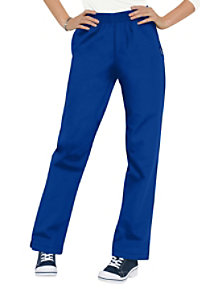 Landau eased fit scrub pant.