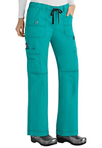 Dickies Gen Flex Ladies Youtility 9-pocket scrub pant.