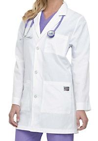 Scrubzone Unisex 31 Inch Lab Coats