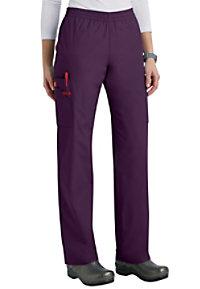 Dickies EDS Signature elastic waist cargo scrub pant.