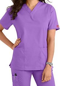 Dickies EDS Signature V-neck Scrub Tops