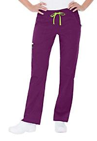 Urbane Sport zip cargo pocket scrub pants.