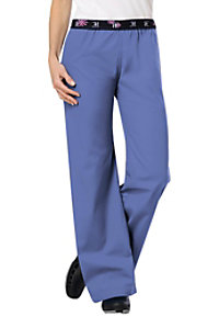 Urbane Essentials  Work-it flip down scrub pant.
