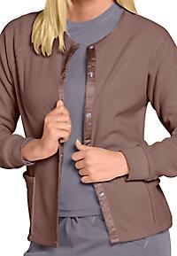 Urbane Essentials fleece jacket.