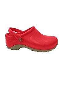 Anywear Zone Slip Resistant Nursing Clogs