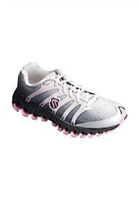K-Swiss Tubesrun ladies athletic shoe.