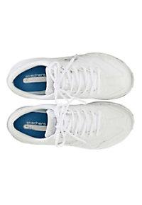 Skechers GOwalk One Step leather nursing shoe.