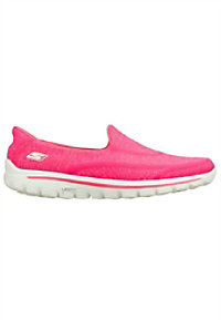 Skechers Go Walk 2 Super Sock women's athletic shoes.