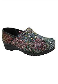 Sanita Professional Coral nursing shoes.