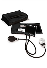 Prestige blood pressure cuff with color coordinated carrying case.