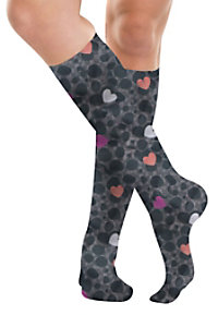 Cherokee fashion compression socks.