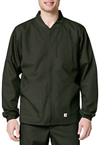 Carhartt mens zip front jacket.